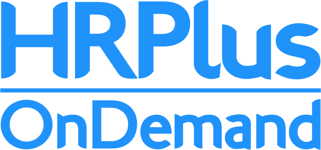 HR Plus On Demand Logo