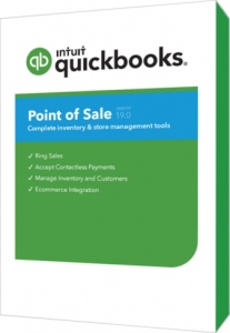QuickBooks Point of Sale 19.0